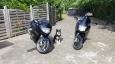Min 98er til højre, min hund i midten og min 06er til venstre:-)